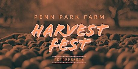 Penn Park Farm Harvest Festival tickets