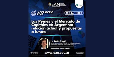 Las Pymes y el Mercado de Capitales en Argentina entradas