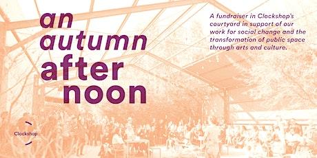 An Autumn Afternoon Fundraiser tickets
