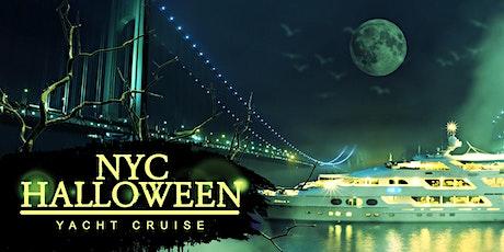 HALLOWEEN PARTY MIDNIGHT HAUNTED YACHT CRUISE - iBoatNYC tickets