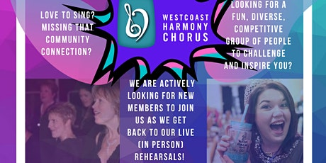 New Members Wanted (women and marginalized genders) tickets