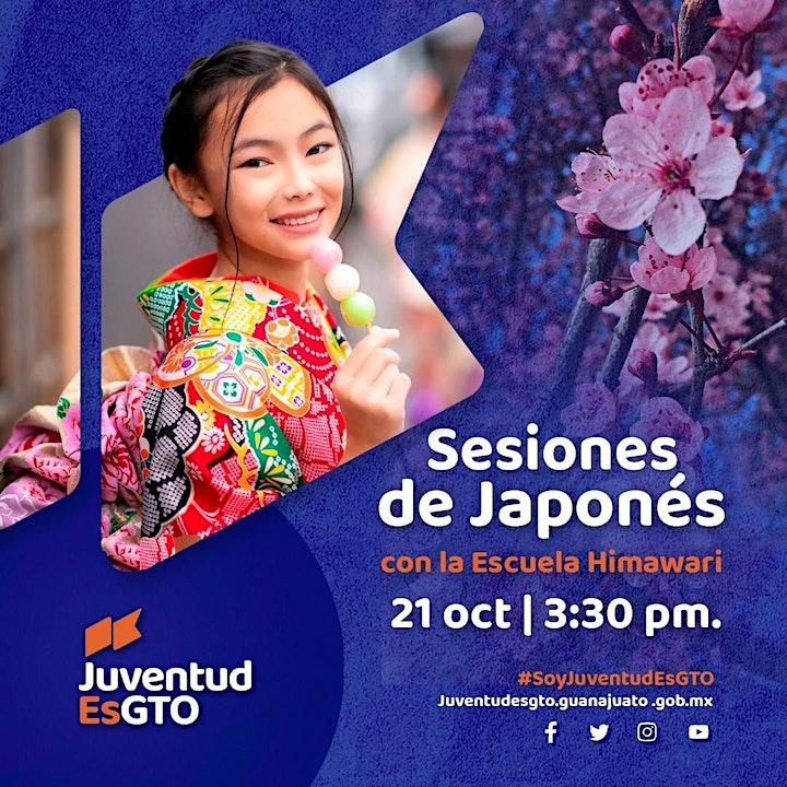 Imagen de Taller de Japonés HIMAWARI & JuventudEsGto Sesión 7