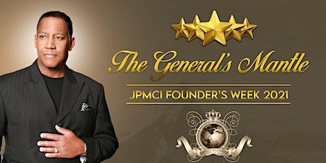 JPMCI Founder's Week 2021 - Red Jacket Ceremony ingressos