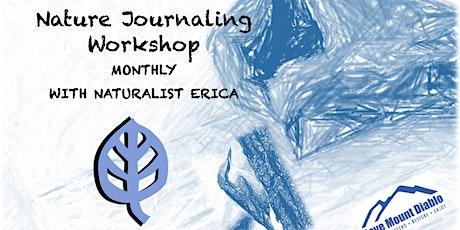 Virtual Nature Journaling Workshop tickets