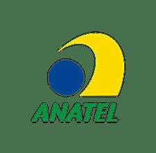 Agência Nacional de Telecomunicações (Anatel) logo