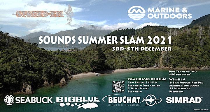 Stoned-Em Sounds Summer Slam 2021 image