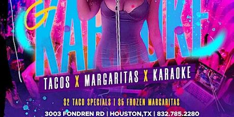 Kickback And Karaoke tickets