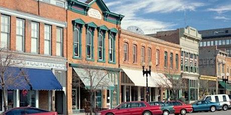 "Utah Main Street Training - ""Main Street 101"" tickets"