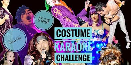 Costume Karaoke Challenge tickets