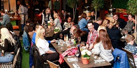 Good Food, Drinks and More! Toronto's Top 30 Fall Patios - The Countdown tickets