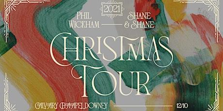 Phil Wickham | Shane & Shane Christmas Concert tickets