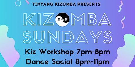 Kizomba Sundays tickets