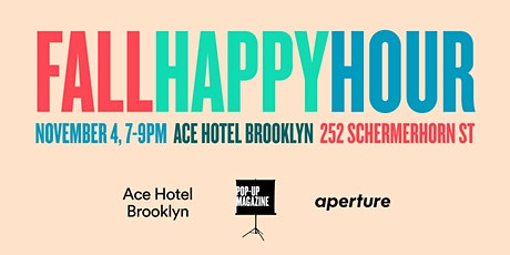 Fall Happy Hour tickets