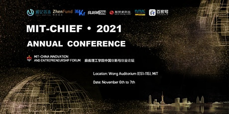 2021 MIT-CHIEF Annual Conference tickets