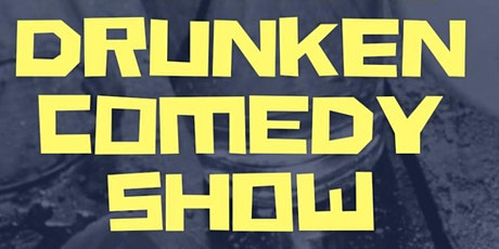 Live and up close Drunken Comedy Night tickets