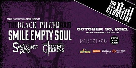 Smile Empty Soul at The Rail Club Live tickets