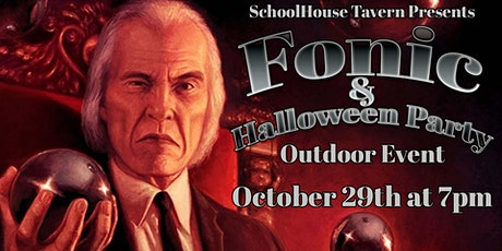 Halloween Party featuring Fonic at SchoolHouse Tavern tickets