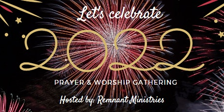 2022 Worship & Prayer Gathering tickets
