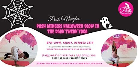 Halloween Glow in The Dark Twerk Yoga Class tickets