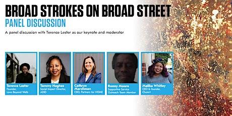 Atlanta City Studio Presents: Terence Lester Broad Strokes on Broad Street tickets