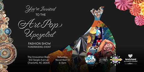 ArtPop Upcycled Fashion Show tickets