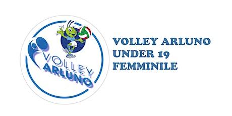 U19: ASD VOLLEY ARLUNO vs ASS. SPORTIVA AG MILANO biglietti
