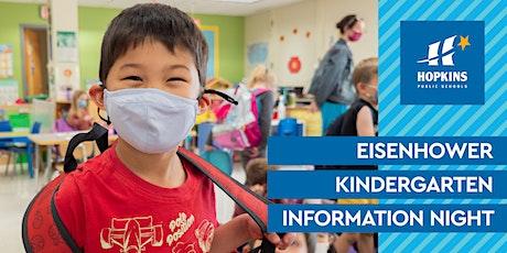 Eisenhower Elementary Virtual Kindergarten Information Night tickets