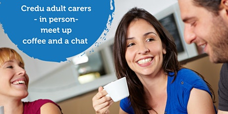 Credu Carers Builth wells adult coffee and a chat tickets