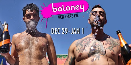 BALONEY -New Year's Eve tickets