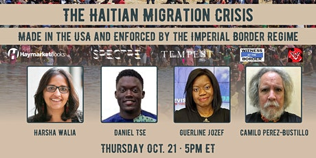 The Haitian Migration Crisis Tickets