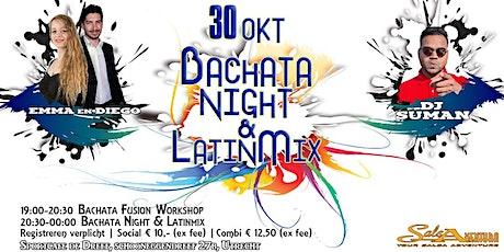 Bachata Night & Latin Mix tickets