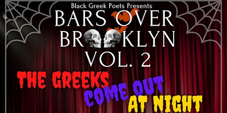 BARS OVER BROOKLYN: VOL 2 | PERFORMANCE SHOWCASE & AFTERPARTY tickets