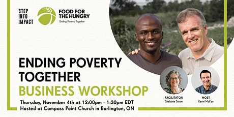 Ending Poverty Together Business Workshop tickets