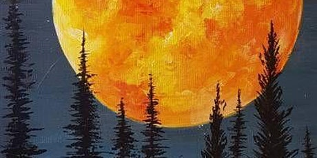 In-Studio Paint Night –  Fall Harvest Moon tickets