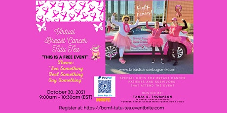 Breast Cancer TuTu Tea Event tickets