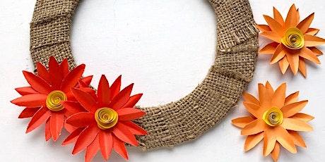 Family Art Night: Fall Wreaths tickets