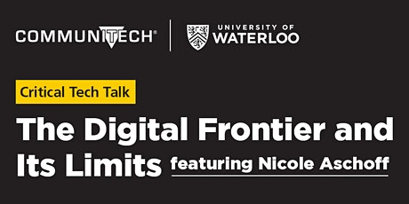 Critical Tech Talk 1: Nicole Aschoff tickets
