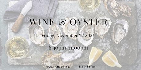 Wine & Oyster billets