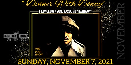 Dinner with Donny Hathaway tickets