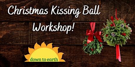 KISSING BALL WORKSHOP tickets