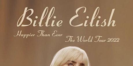 2022 BILLIE EILISH Australia Tour Melbourne tickets
