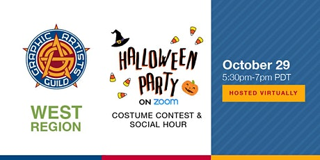 West Region Costume Halloween Party Tickets