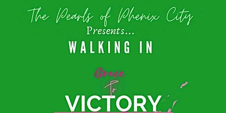 Pearls of Phenix City-Virtual Grace to Victory Walk billets