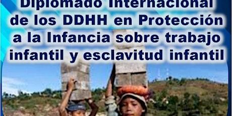 OPORTUNIDAD ESPECIALIZACIÓN  INTERNACIONAL DDHH EN PROTECCIÓN A LA INFANCIA entradas