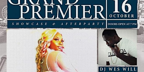 GRAND PREMIER SHOWCASE & AFTERPARTY tickets