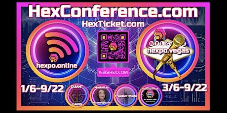 HexConference.com 2022 Las Vegas Fundraising tickets