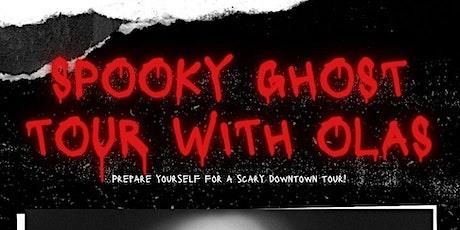 OLAS SPOOKY GHOST TOUR tickets