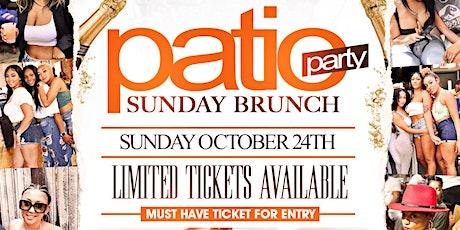 Chicago's Sunday Funday Brunch! Patio Brunch! tickets