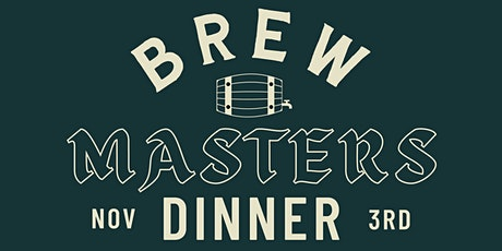 Brewmasters Dinner tickets