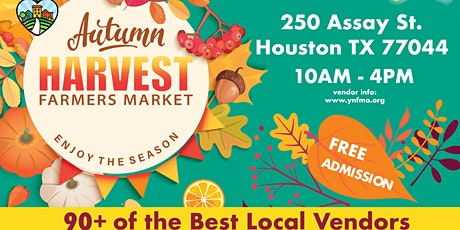 Autumn Harvest Farmers Market Fest tickets